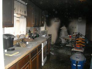 more smoke damage